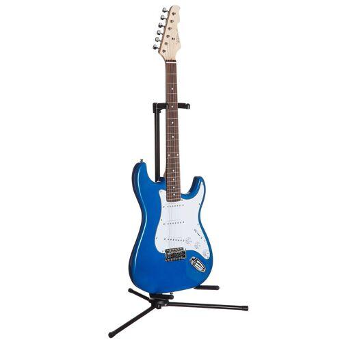 E-Gitarre »E-Gitarre ST 5«, blau-transparent