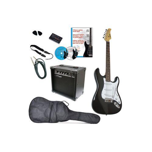 Clifton E-Gitarre »E-Gitarren«, Komplettset