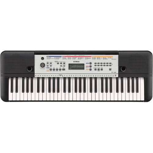 Yamaha Keyboard »YPT-260«, mit Onboard-Lernfunktion Education Suite
