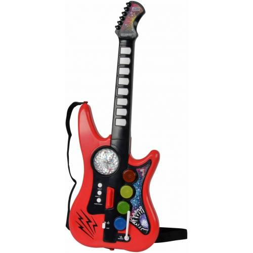 SIMBA Spiel-Gitarre »My Music World, Disco Gitarre«