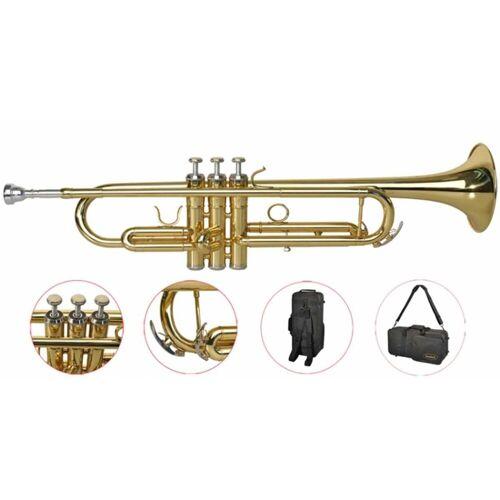 Steinbach Bb-Trompete »Bb- Trompete mit Neusilber Ventilen«