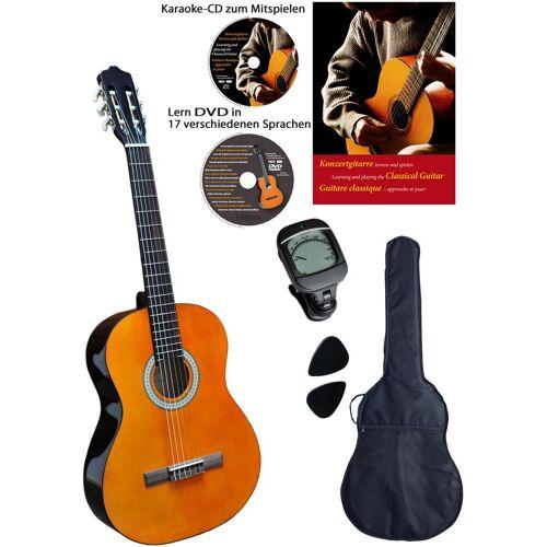 Clifton Konzertgitarre »- Konzertgitarre ½« 1/2, Komplettset
