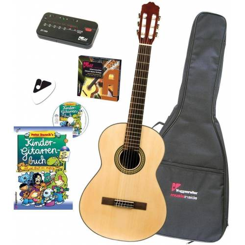 Voggenreiter Kindergitarre »Voggys Kindergitarren-Set« 3/4