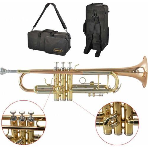 Steinbach Bb-Trompete »Bb- Trompete STRHG-300 Rotmessing mit Monelventilen«