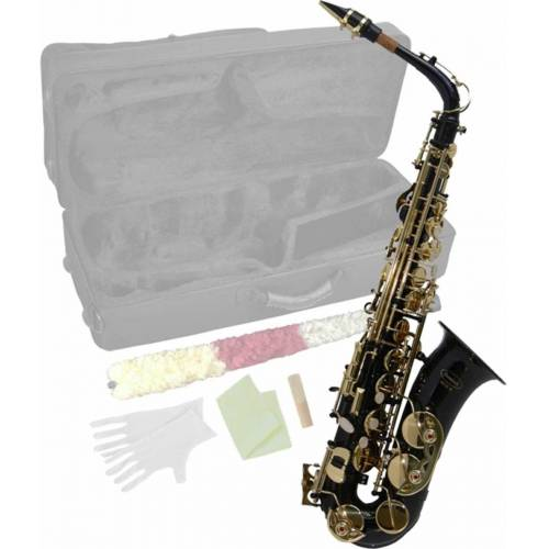 Steinbach Saxophon »Eb Alt-Saxophon in Schwarz mit hohem FIS«