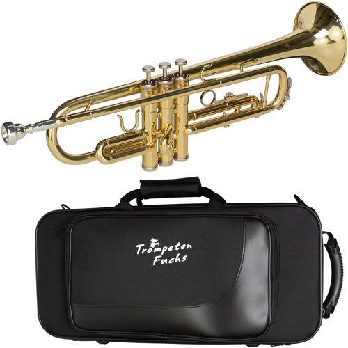 Cascha Bb-Trompete »Fuchs Trompete«, Inkl. Koffer
