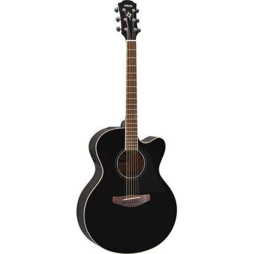 Yamaha Akustikgitarre »E-Akustikgitarre CPX600BL, Black«