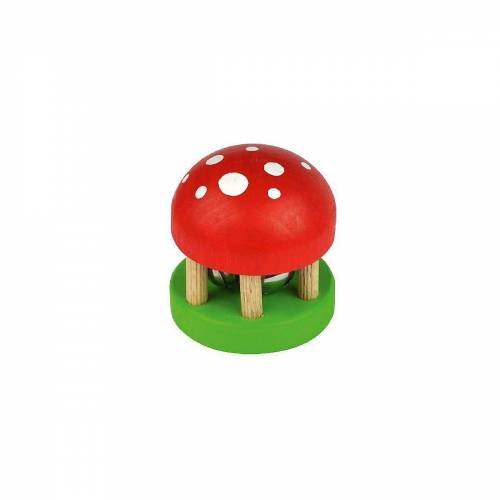 Voggenreiter Spielzeug-Musikinstrument »Musik für Kleine: Pilz-Glöckchen«