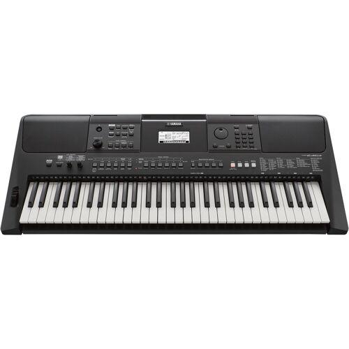 Yamaha Keyboard »PSR-E463RML«, mit USB Audio Recorder; inkl. 1 Online Stunde Keyboardunterricht der Musikschule