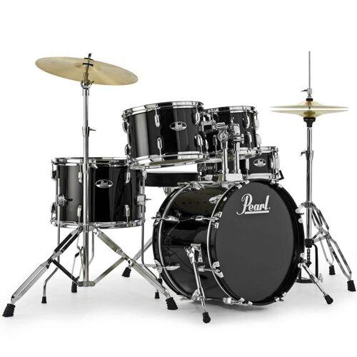 Pearl Drums Schlagzeug »Pearl Roadshow RS585C-31 Jet Black Schlagzeug«