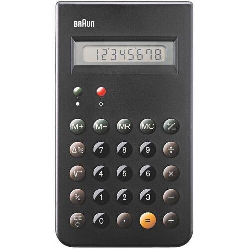 Braun Taschenrechner »BNE 001 BKBK - Taschenrechner - schwarz«