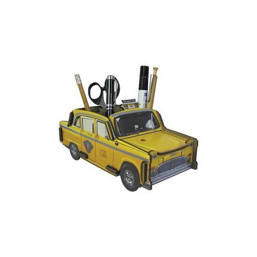 WERKHAUS® Dekokorb »Stiftebox Taxi New York«