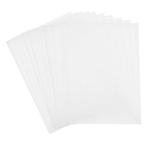 Folia Transparentpapier »Transparentpapier«, 10 Blatt, Weiß