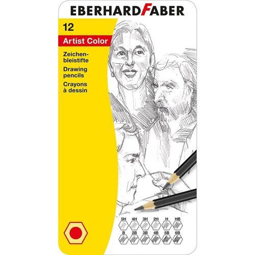 Eberhard Faber Bleistift »Zeichenbleistifte, 12 Farben«