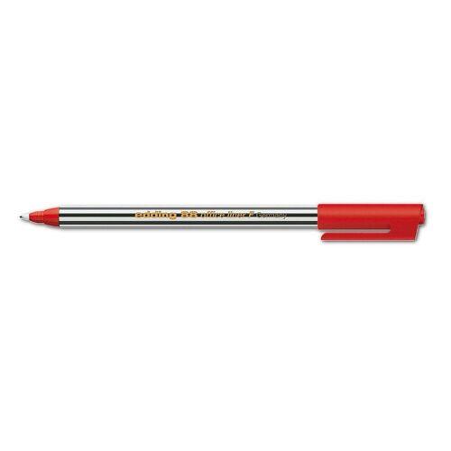 EDDING Fineliner »88 F«, für Schablonen geeignet, rot
