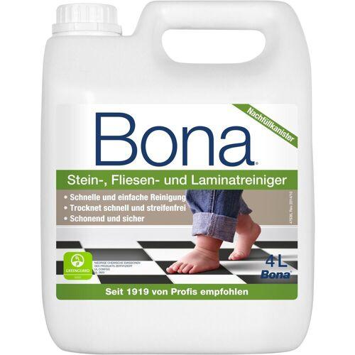 Bona Fussbodenreiniger (1-tlg., für Fliesen, 4 L Inhalt, pH Wert circa 7)