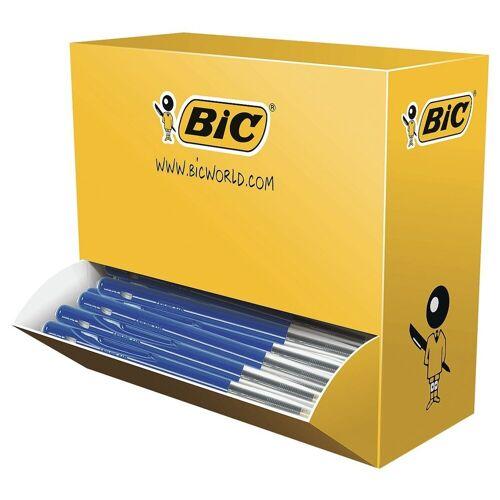 BIC 100er-Pack Druckkugelschreiber »M10«, blau