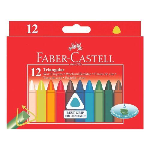 Faber-Castell Wachsmalkreide, bunt