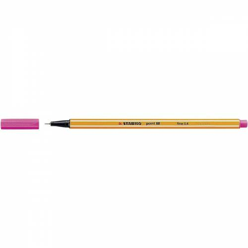 STABILO Fineliner »point 88«, pink