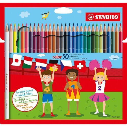 STABILO Buntstifte color, 30 Farben