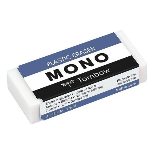 TOMBOW Radiergummi »MONO M PE-04A«, weiß