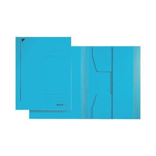 LEITZ Sammelmappe A4 250 Blatt »3924«, blau
