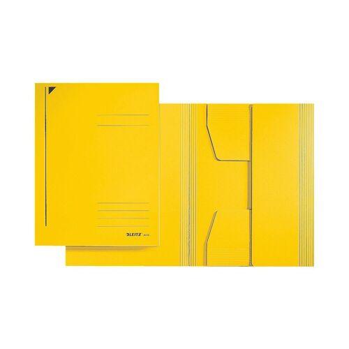 LEITZ Sammelmappe A4 250 Blatt »3924«, gelb