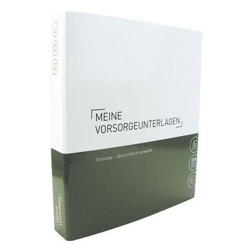 Themenringbuch mit Register »Meine Vorsorgeunterlagen«, bunt