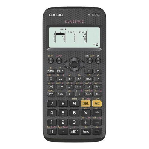 Casio Taschenrechner »FX-82DEX ClassicWiz«, mit QR-Code Funktion