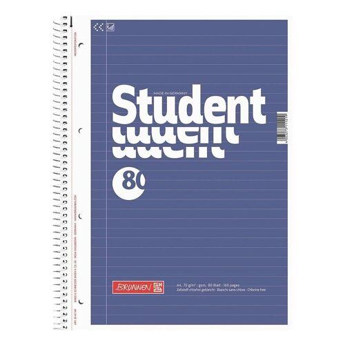 BRUNNEN Collegeblock »Student«