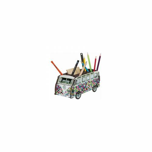 WERKHAUS® Stiftebox VW-Bus T1 Pixel
