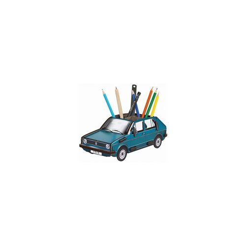 WERKHAUS® Stiftebox VW Golf 1 blau