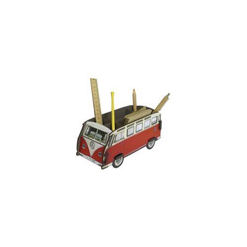 WERKHAUS® Stiftebox VW T1 Bulli rot
