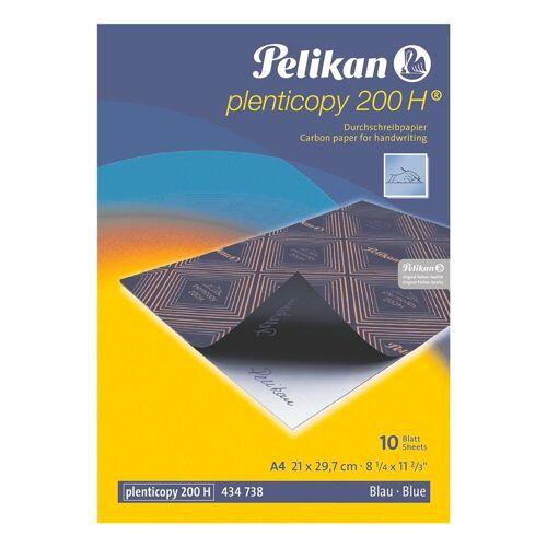 Pelikan Durchschlagpapier, blau