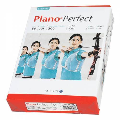 Plano Multifunktionales Druckerpapier »Perfect«, weiß