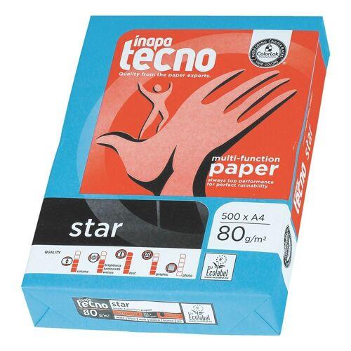 Inapa tecno Kopierpapier »Star«, weiß