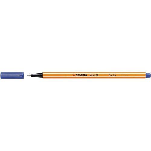 STABILO Fineliner »point 88«, blau
