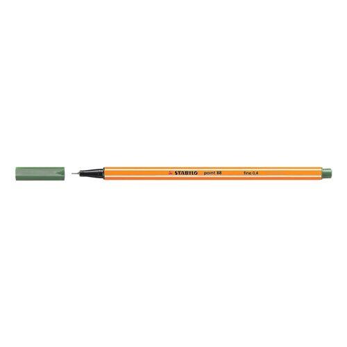 STABILO Fineliner »point 88«, grün