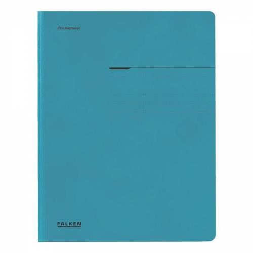 Falken Sammelmappe A4 200 Blatt, blau