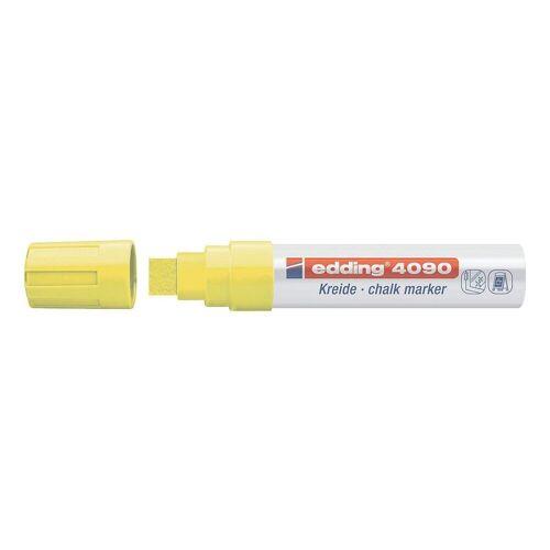 EDDING Kreidemarker »4090«, gelb
