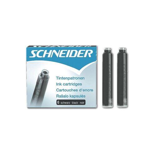 SCHNEIDER Tintenpatronen »6603«, schwarz