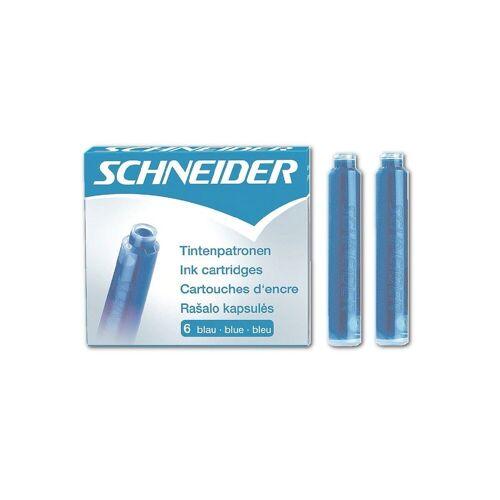 SCHNEIDER Tintenpatronen »6603«, blau