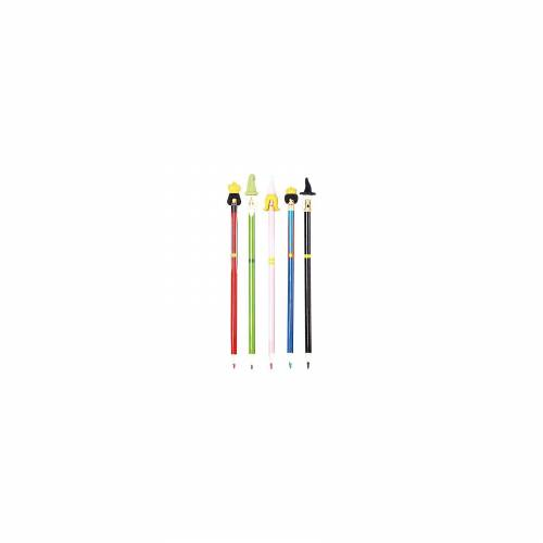 MAGS Kingdom Buntstifte mit Radiergummi, 5 Stück