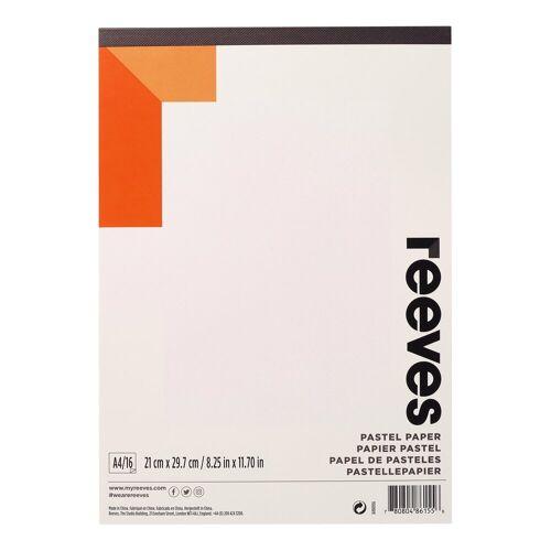 Reeves Pastellblock DIN A4