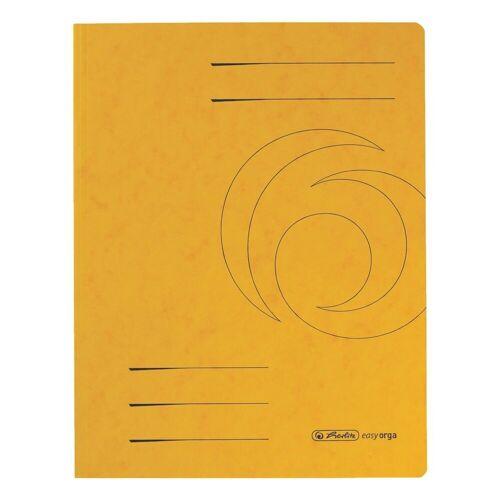 Sammelmappe A4 »easy orga«, gelb