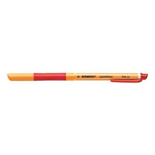 STABILO Tintenroller »point Visco«, rot