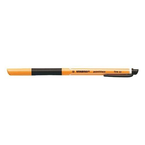 STABILO Tintenroller »point Visco«, schwarz
