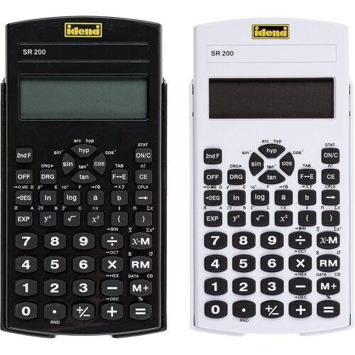 Idena Taschenrechner »Schulrechner SR 200, 10-stellig«