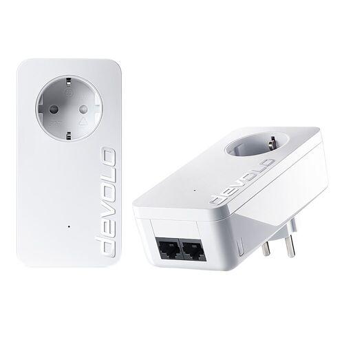 Devolo »dLAN® 550 Duo+ Starter Kit Powerline« Reichweitenverstärker