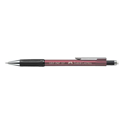 Faber-Castell Druckbleistift 0,7 mm »Grip 1347«, rot